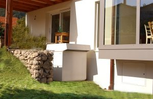 Eine Wärmepumpenheizung kann sowohl im Altbau als auch im Neubau eingesetzt werden. Foto: BWP